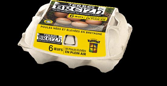 oeufs bretons