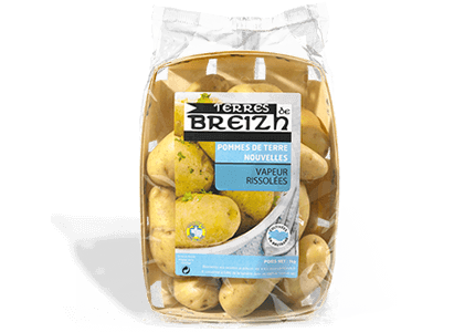 pommes de terre bretonnes