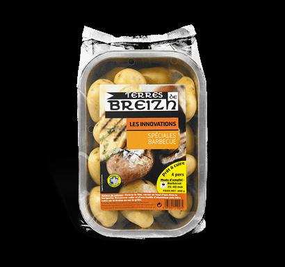pommes de terre barbecue
