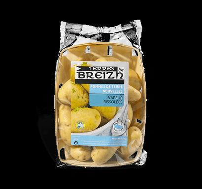 pommes de terre nouvelles