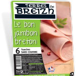 jambon breton