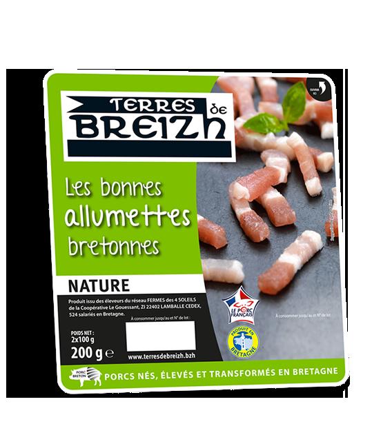 allumettes bretonnes