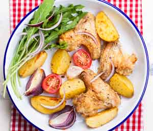 salade-pommes-de-terre