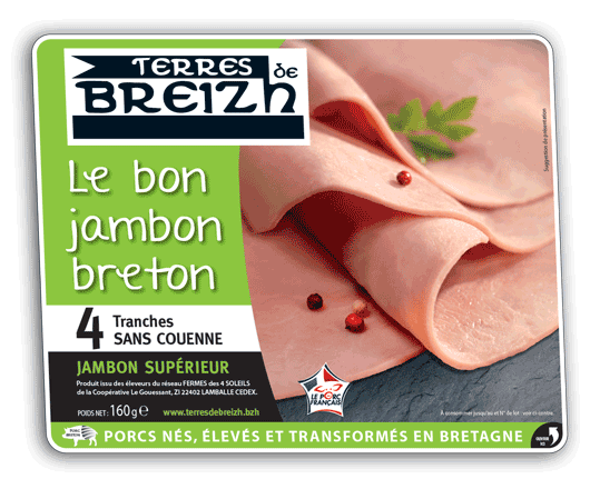Jambon-4TR-160G-BD