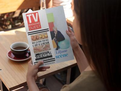 Apparition TV Mag