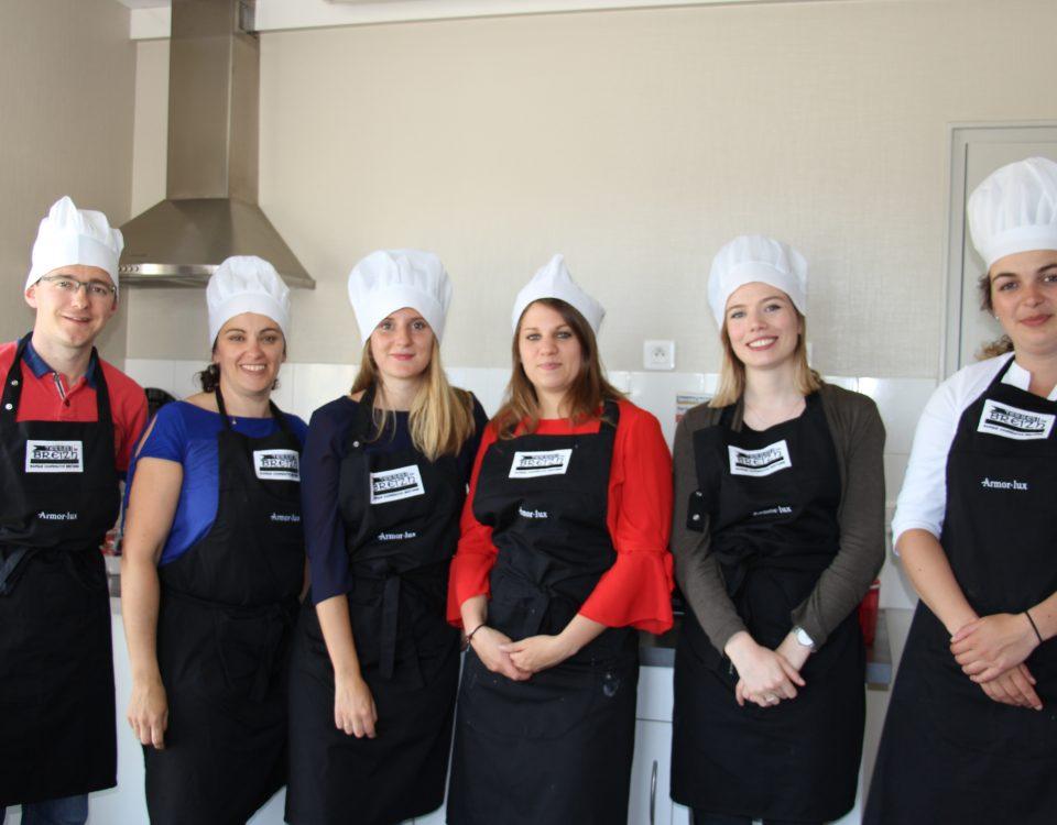 Atelier culinaire Terres de Breizh
