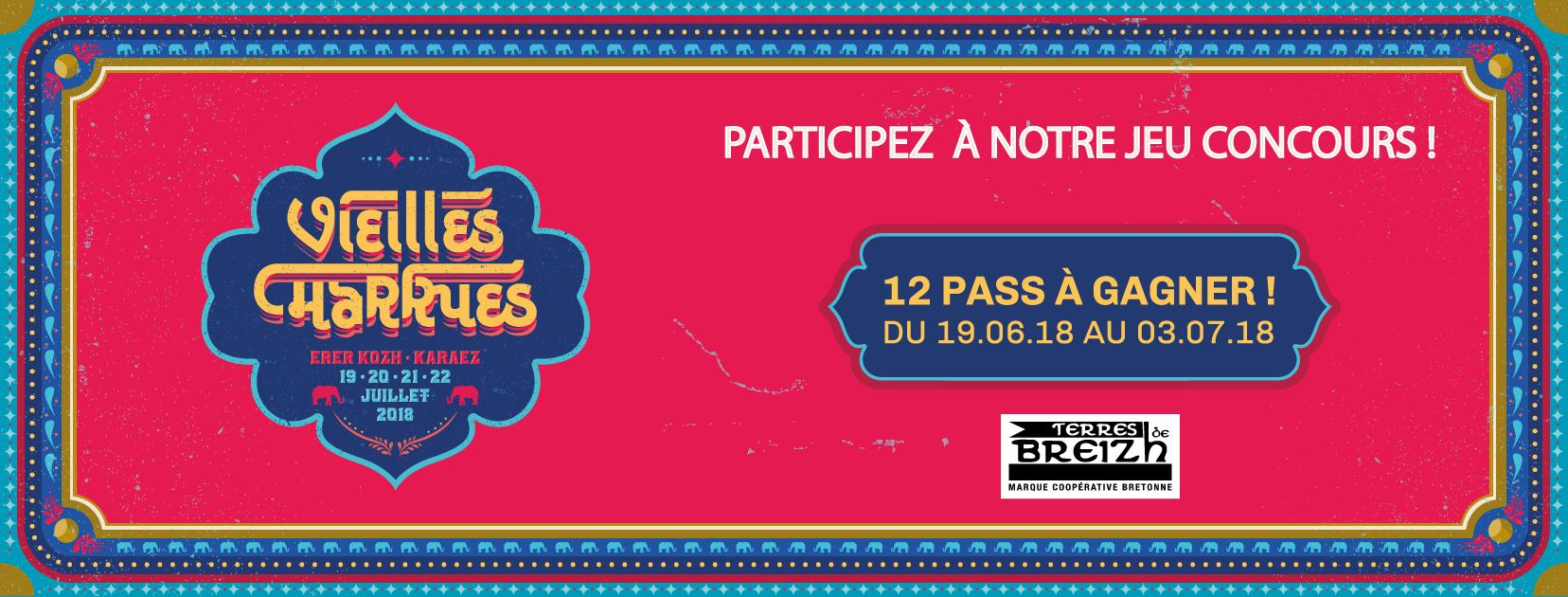 Vieilles Charrues : le jeu Facebook Terres de Breizh est lancé !