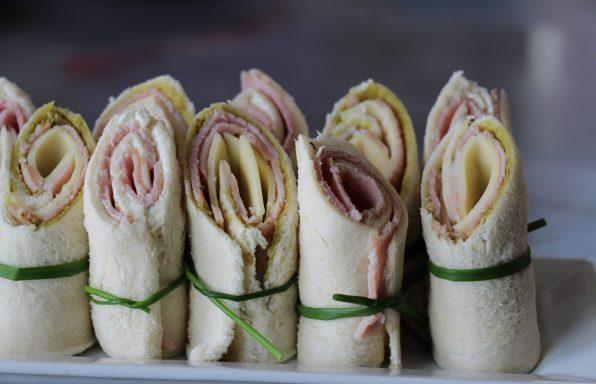 Sandwichs roulés Terres de Breizh