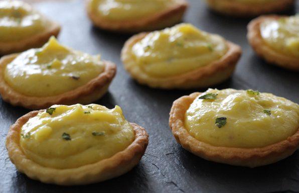 Tarte au citron façon mojito