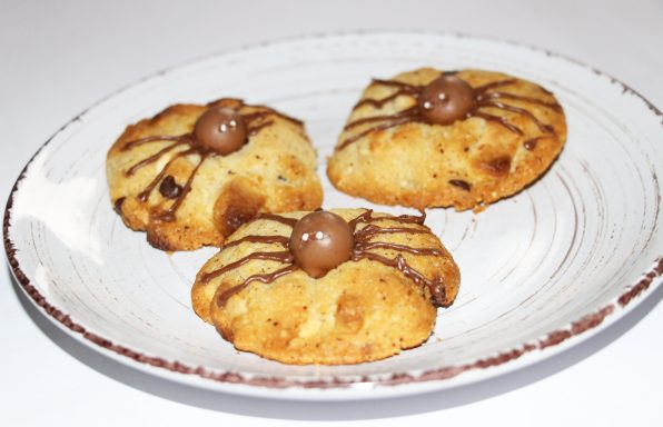 Cookie araigné