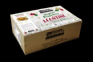 La marque coopérative Terres de Breizh lance la Léontine de Noël !