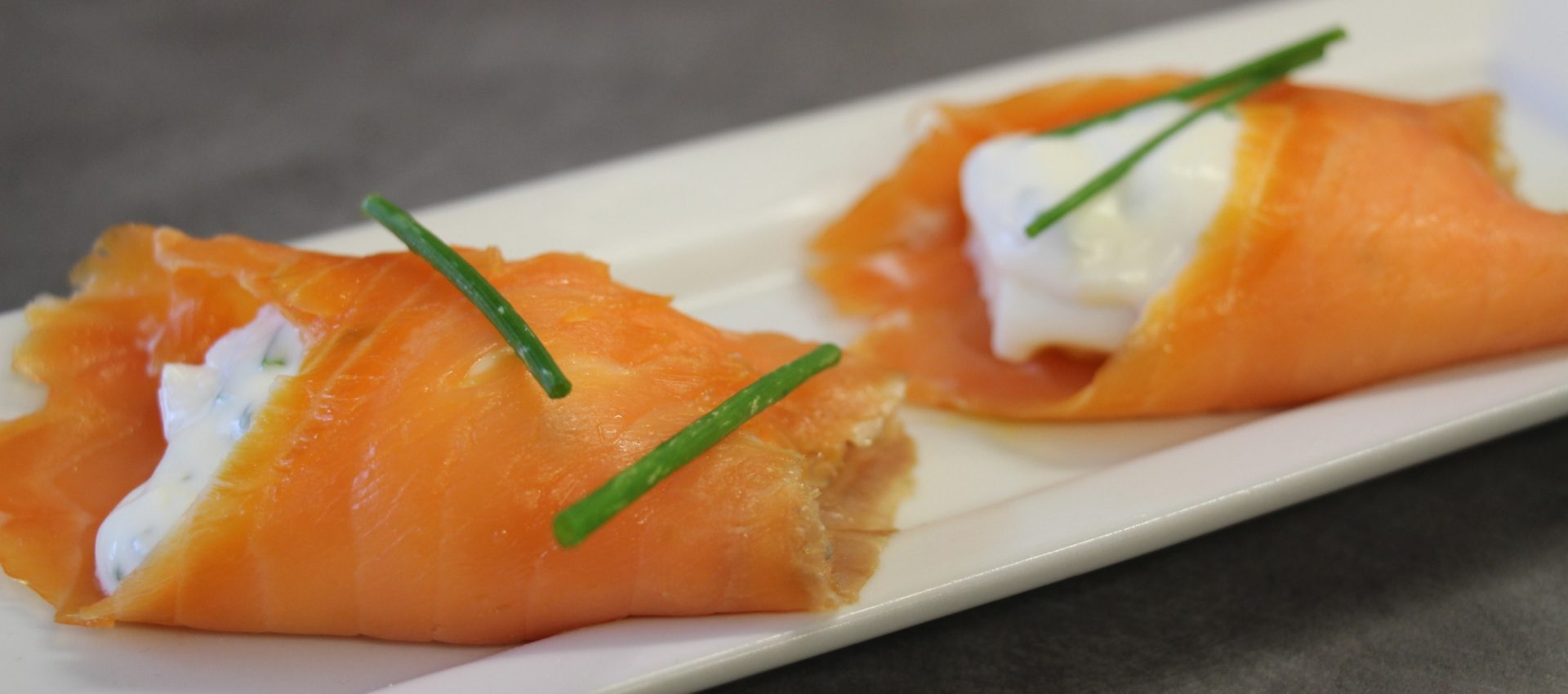 Ballotins de saumon à l'oeuf poché