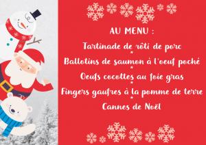 Toutes les recettes Terres de Breizh autour de Noël