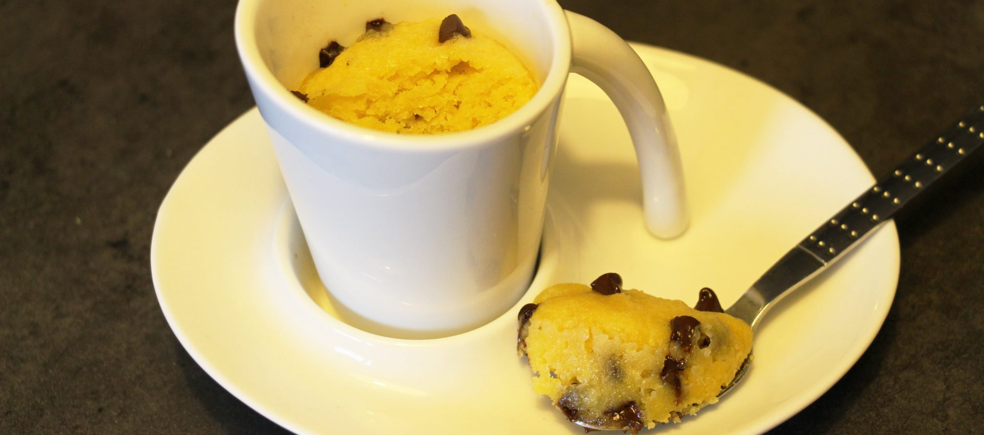 Recette express mug cookie