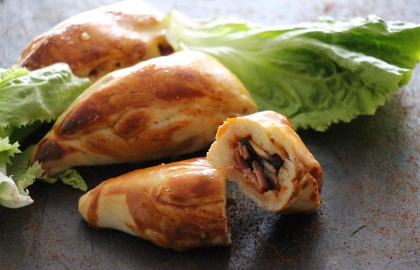 Mini-pizza calzone (BD)